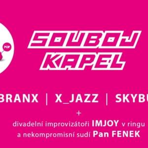 Souboj kapel ve Varšavě